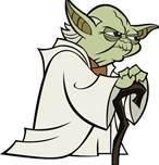Yoda Smith, the AV Jedi Master, fighting the good fight