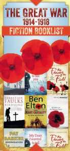The Great War 1914-1918 Fiction Booklist