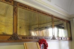 Hove Memorial