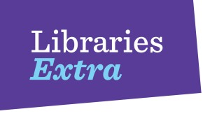 Libraries Extra purple square